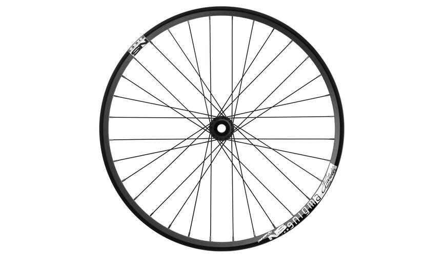 "NS Bikes Enigma Dynamal Rotary 15/20 Vorderrad 26"" schwarz"